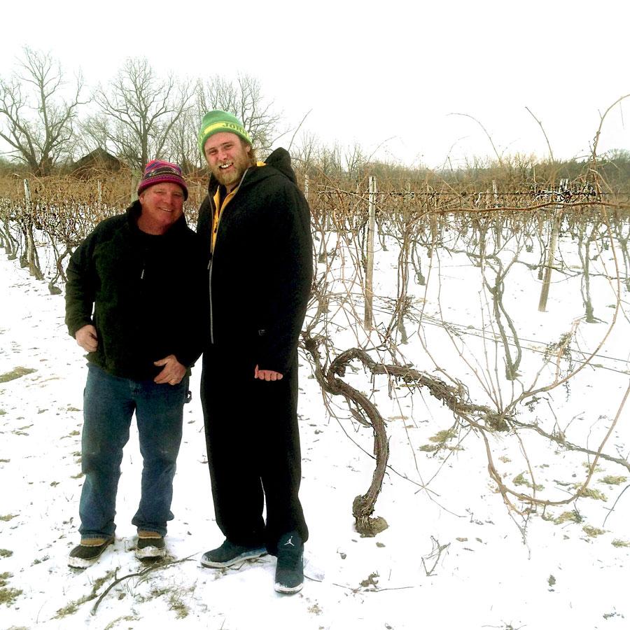 Hosmer Winery History