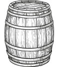 Hosmer Winery Estates History Wine Barrells