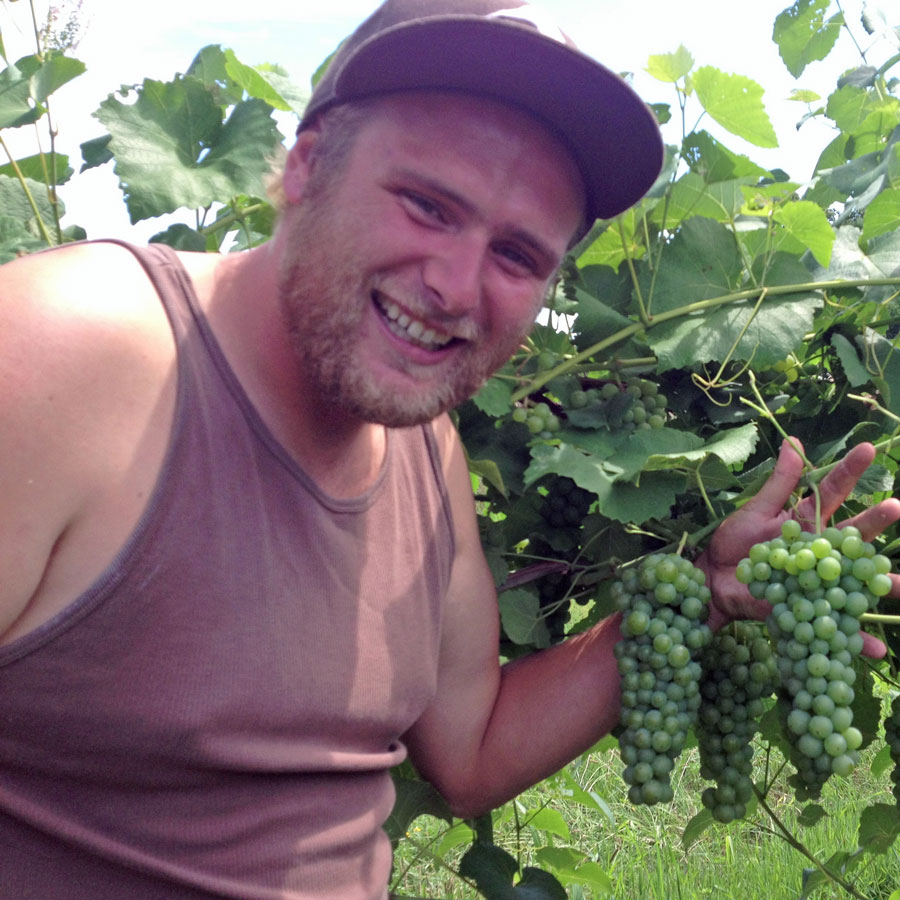 Hosmer Estate Winery Crew