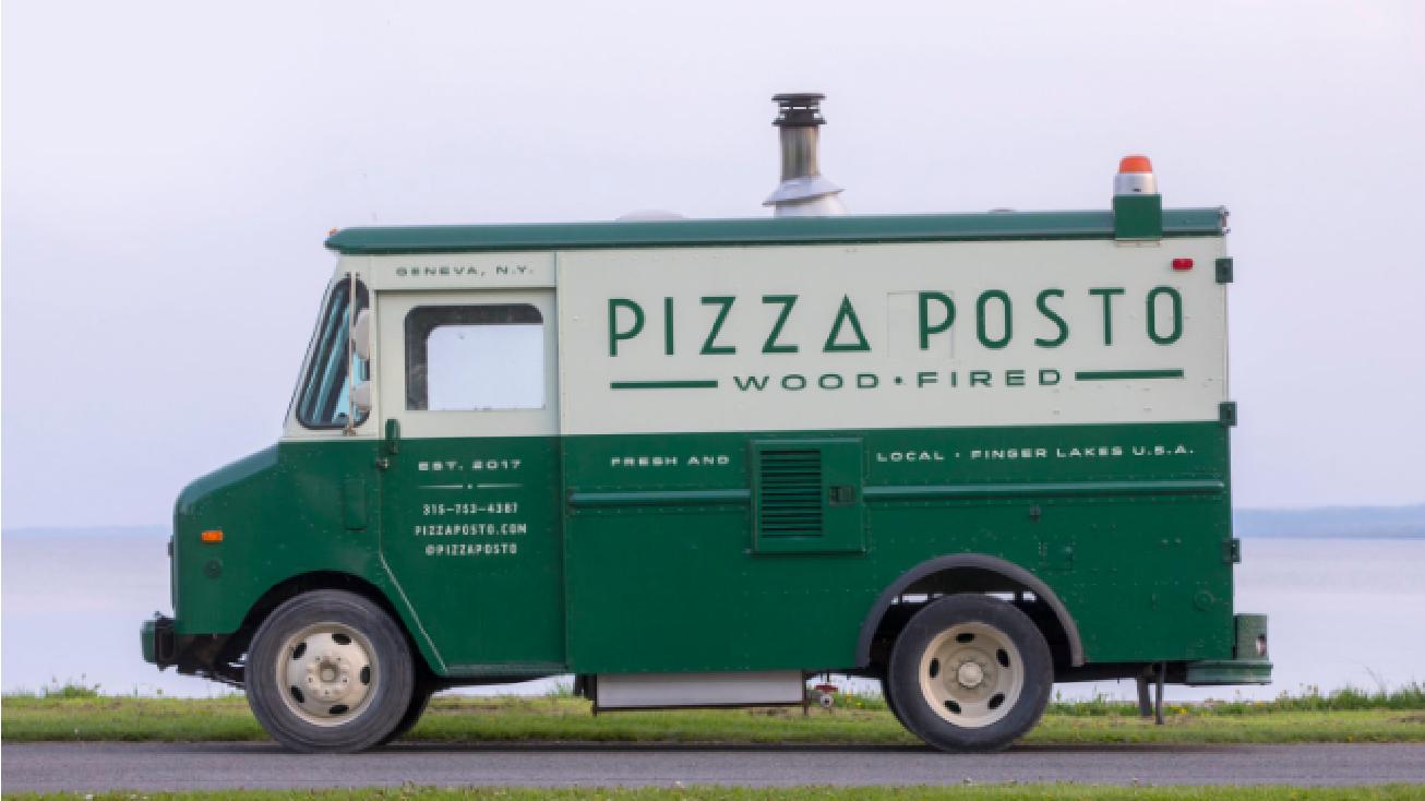 Pizza Posto Food Truck