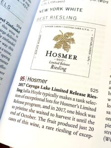 limited release Riesling